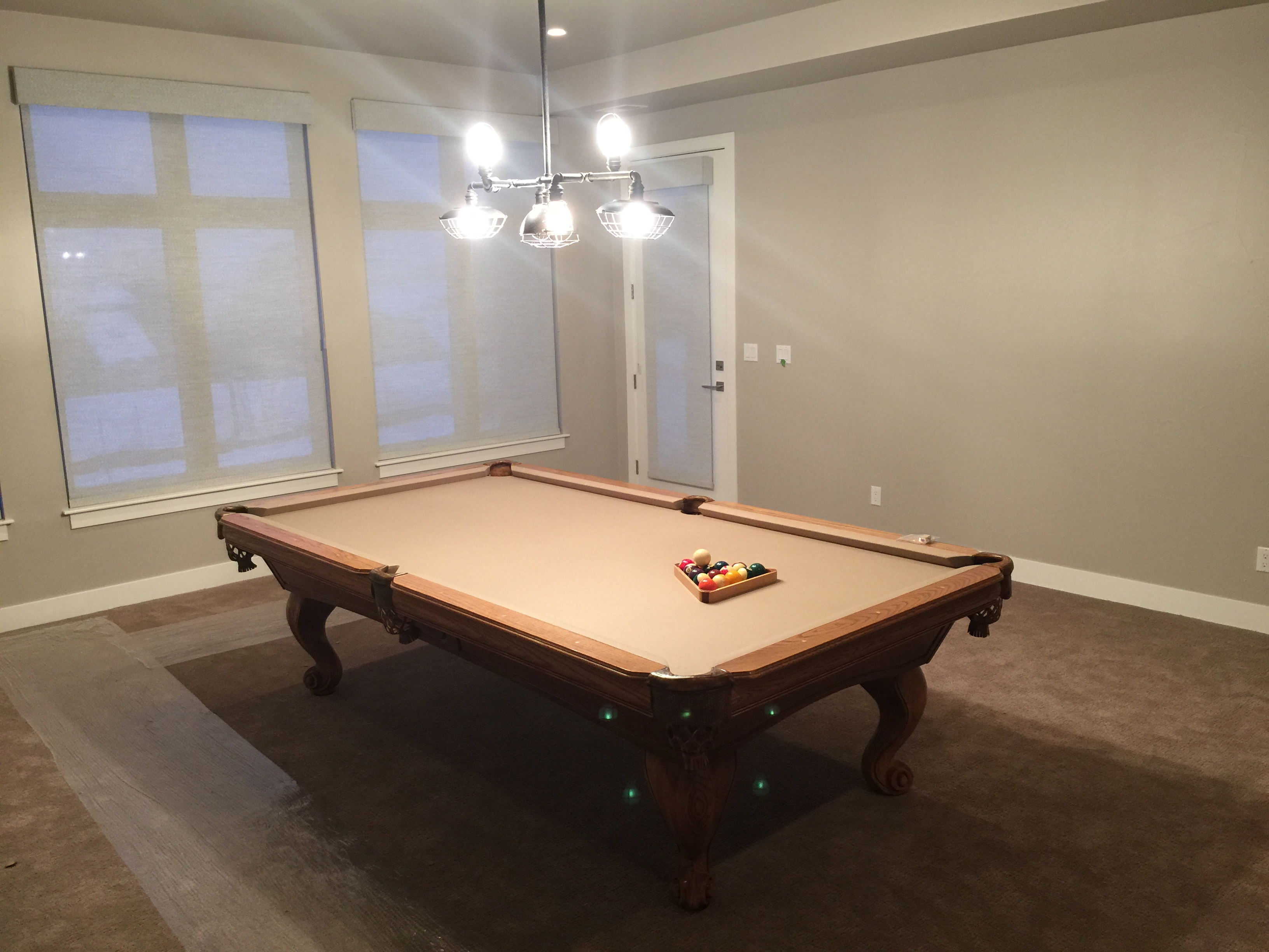 The pool table experts blog for Oak beauty pool table