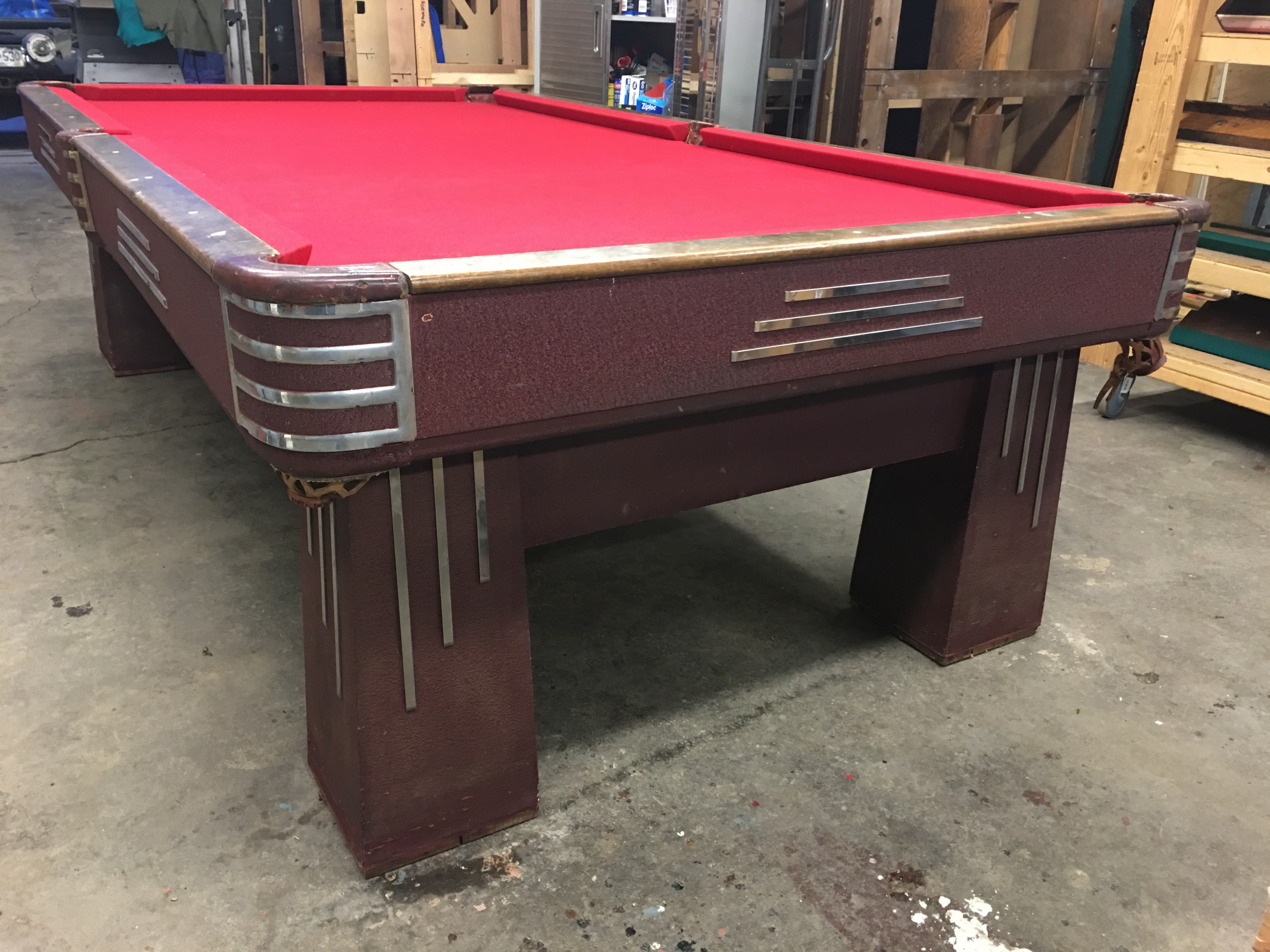 Pool Tables for Sale in Colorado | Used Pool Tables for ...