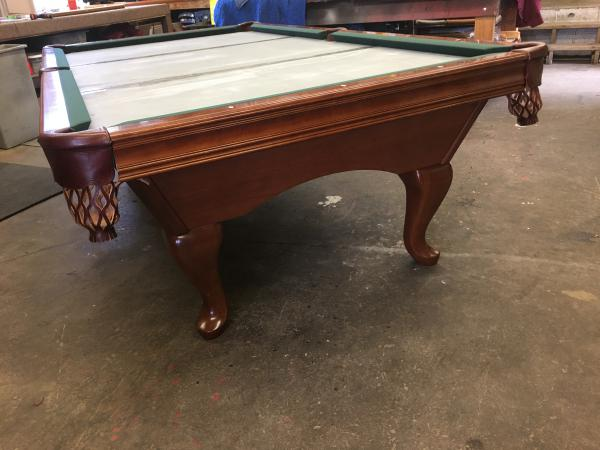 Brunswick Bradford Excellent Condition - Pool table movers new orleans