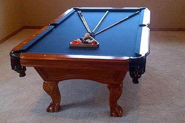 pool table storage in denver, colorado | pool table storage services