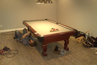 Pool Table Moving Colorado Pool Table Assembly Disassembly Services - Pool table assembly service near me