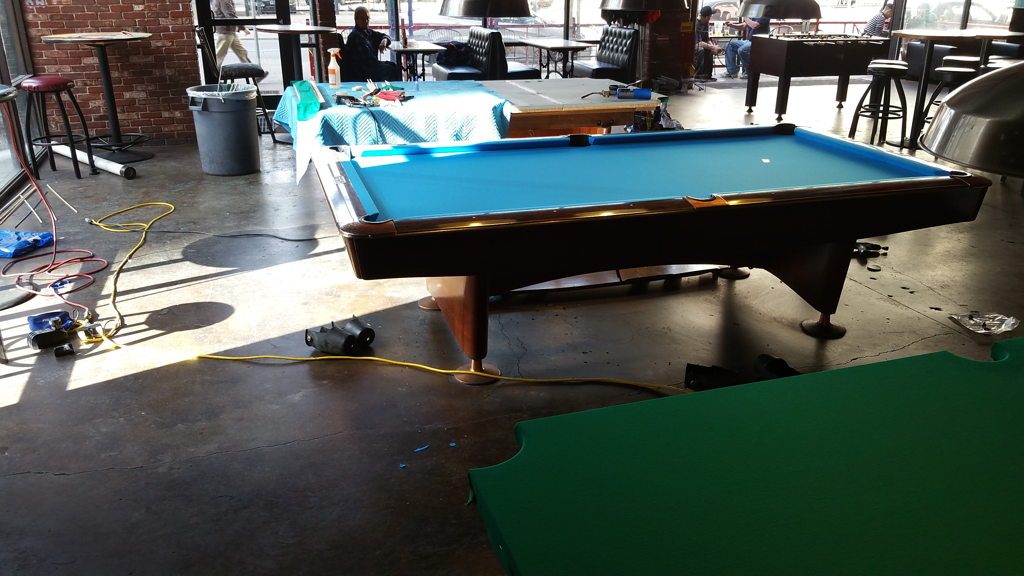 Attirant The Pool Table Experts