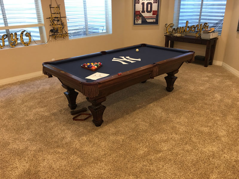 Pool Table Movers Parker
