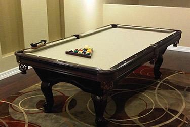 Pool Table Refelting In Denver Colorado Pool Table